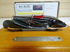 Heco Modeles Bugatti 57C Cabriolet Van Vooren 1939 1/43  #38 of 300  Ltd Edition