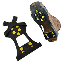 Over Shoe Studded Snow Grips Ice Grips Anti Slip Snow Shoes Crampons