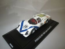 "EBBRO/MMP  Porsche 906  #29 ""1968""  Japan GP (blau/weiß) 1:43 in Vitrine !!"