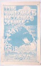 Vtg 1970's Quicksilver Messenger Service Oct. & Earth (Birtha) Concert Poster