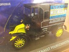 Renault Fourgonnette 1910   Michelin - Ixo Altaya   scale 1:43