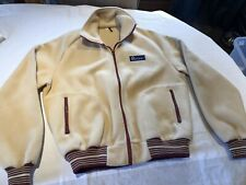 Penfield men's Heavyweight Fleece Jacket Size L Made In The USA