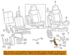 GM OEM Front Seat-Recliner Left 89039095