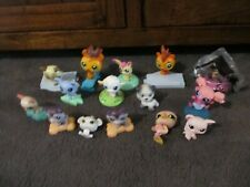Littlest Pet Shop.Lps.lot of 15 toys.lots of variety