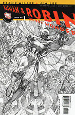 All Star Batman and Robin #1 (NM)`06 Miller/ Lee (Retailer Variant)