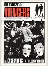 Target the Avengers Vol 2 #2 VF The Cybernauts