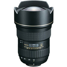 Tokina AT-X 16-28mm f/2.8 Pro FX Lens for Canon New