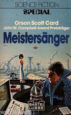 *b~ MEISTERSÄNGER - Orson SCOTT CARD  tb  (1981)