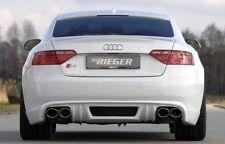 AUDI A5 B8 2008-12 Rieger Brand OEM Rear Apron Spoiler NEW Pre-Facelift Version