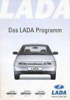 Lada Prospekt 2003 3/03 110 111 112 Li GLi brochure prospectus Katalog Werbung