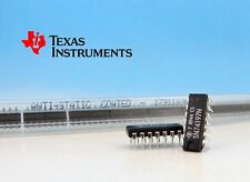 10x Sn74197N by Texas Instruments Asynchronous 4-bit binary counter Ic