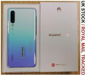 Huawei P30 ELE-L29 - 128GB - Breathing Crystal Dual SIM Unlocked - Grade A+