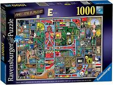 NEW! Ravensburger Awesome Alphabet E by Colin Thompson 1000 piece comic jigsaw