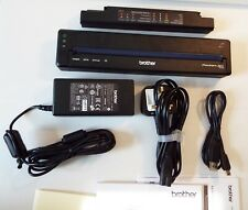Brother Pocketjet PJ-773 +Li-Ion Battery +Mains Adapter WiFi Airprint Bluetooth