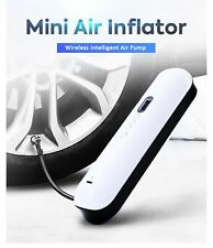 Portable Wireless Air pump Air electric tire inflator car bicycle auto car 12V