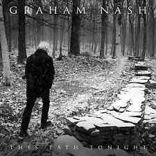 GRAHAM NASH - THIS PATH TONIGHT - CD SIGILLATO 2016