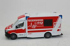 Siku 2115 Mercedes Sprinter Miesen Typ C Rettungswagen 1:50 NEU in OVP