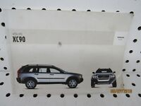 2003 Volvo XC90 Owners Manual (book only)   FREE SHIPPING