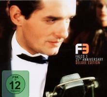 Falco 3 - 25th Anniversary Edition (CD + DVD) von Falco (2010)