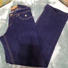"Apple Bottom Dark Wash Flare Jeans Pants Size 5/6 inseam 31"""