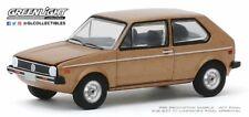 A.S.S NEU GreenLight 1/64 Volkswagen VW Rabbit Golf 1977 Champag Hobby Exclusive