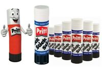 Genuine Pritt Stick Glue Stick Washable Non-Toxic For Office School Home PACK