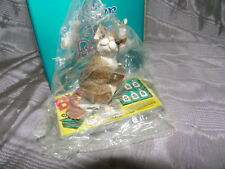 AFTER THE PARTY SCRATCH AND WIN MOUSE FIGURINE~LOTTERY TICKET~MUNRO~NIB~RARE