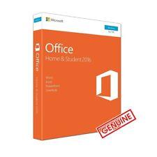 Microsoft Office Home and Student 2016 Retail Box - Originale - BOX SIGILLATO