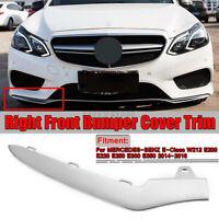 Front Right Bumper Lower Chrome Molding For Mercedes W212 E220 E250 E300