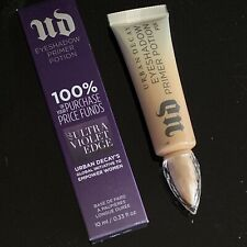 URBAN DECAY Ultra Violet Edge Eyeshadow Primer Potion FIX LIMITED FULL SIZE NEW