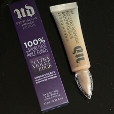 URBAN DECAY Ultra Violeta Borde Eyeshadow Primer Potion Fix limitado Tamaño Completo Nuevo