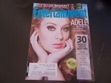 Adele, One Direction - Entertainment Weekly Magazine 2012