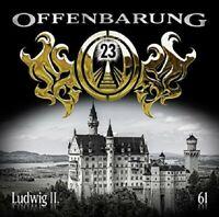 CATHERINE FIBONACCI - OFFENBARUNG 23-FOLGE 61  CD NEW