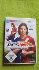 Wii-Pro Evolution Soccer pes 2009