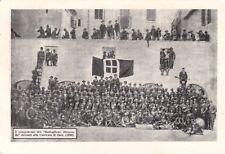 PESCARA: XVI Raduno Naz. dei Dalmati 1969 -Battaglione Rismondo