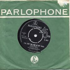 CHARLIE DRAKE  I'VE LOST THE END OF MY YODEL / I CAN CRY CAN'T I   UK PARLOPHONE