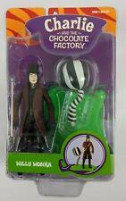 New! Charlie & the Chocolate Factory WILLY WONKA Figure Tim Burton Johnny Depp