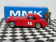 MMK RESIN FERRARI 166  RED  #16  MMK 46 1:32 SLOT NEW OLD STOCK IN BOX