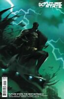 DC Comics Future State The Next Batman 2 - 1st Print (2021) CVR B