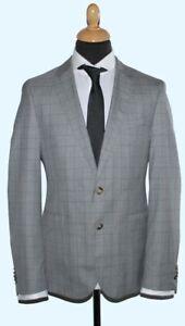Hugo Boss Herren Silk-Wool Anzug COLOMBO-Tuch Gr.: 50 NEU