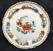 """Reynaud Limoges Collection Damon 9 3/4"""" Dinner Plate Vieux Chine Pattern"""
