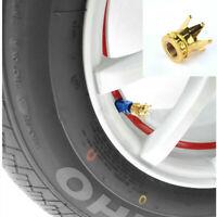 Tapa de la valvula de aire de tallo de rueda Corona Neumatico Neumático