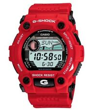 Casio G Shock * G7900A-4 Rescue Red Moon Tide Gshock Ivanandsophia COD PayPal
