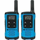 Motorola T100 2-Way Radio walkie talkies w/Up To 16 Mile Range