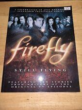 Firefly Still Flying Book Serenity Joss Whedon
