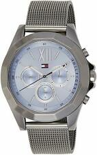 Tommy Hilfiger 1781846 Chelsea Blue Dial Stainless Steel Ladies Watch