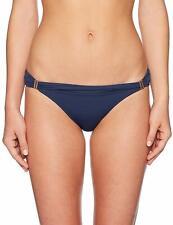 NEW VIX 'Midnight Bia' Tube Bikini Bottoms Size M Medium Midnight Blue $88