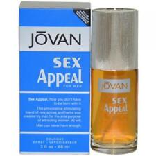NEW JOVAN SEX APPEAL PERFUME FOR MEN WITH FREE WORLDWIDE SHIPPING - 88 ML