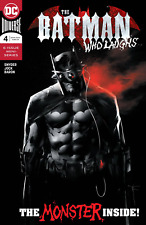 THE BATMAN WHO LAUGHS # 4  REGULAR Comic 2019 NM Brand New