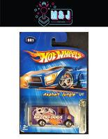 Hot Wheels Asphalt Jungle Combat Ambulance No 81 *Rare*  Sealed  (Aussie Seller)